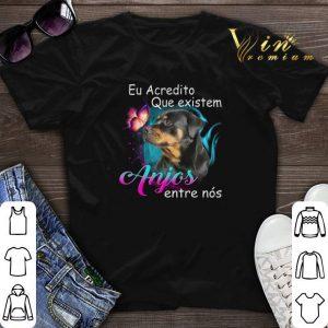 Rottweiler Eu Acredito Que existem Anjos entre nos shirt sweater
