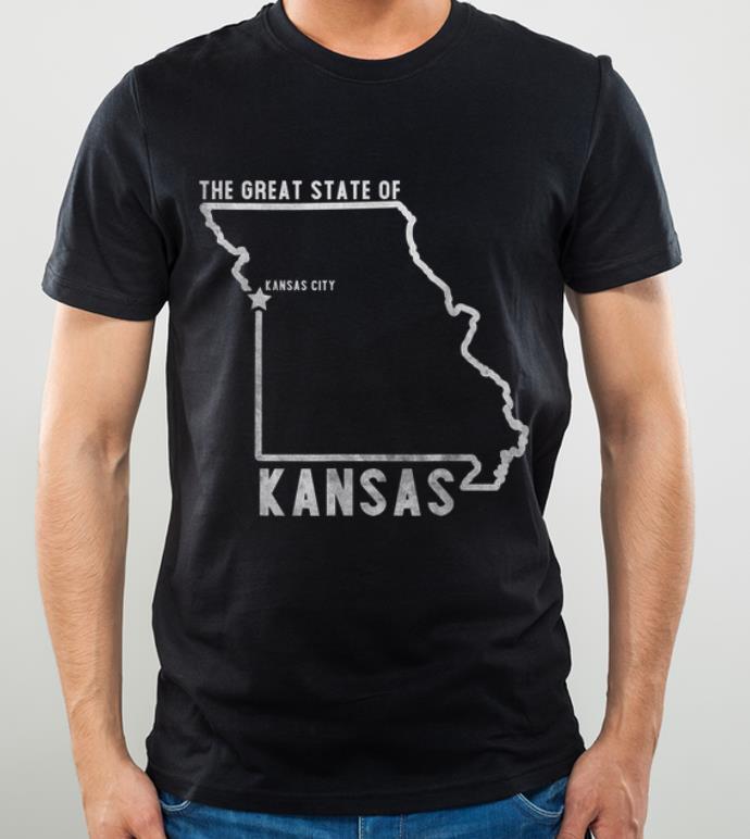 Top Great State Of Kansas City Kansas City Chiefs shirt 4 - Top Great State Of Kansas City Kansas City Chiefs shirt