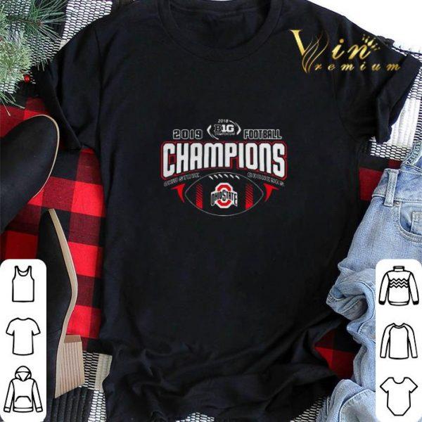 2019 Football Champions Ohio State Buckeyes Logo shirt sweater