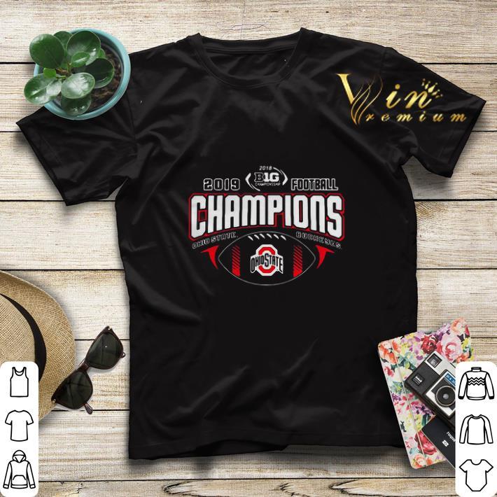 2019 Football Champions Ohio State Buckeyes Logo shirt sweater 4 - 2019 Football Champions Ohio State Buckeyes Logo shirt sweater