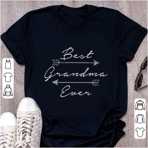 Hot Best Grandma Ever Tribal Arrows Mother's Day Gift shirt