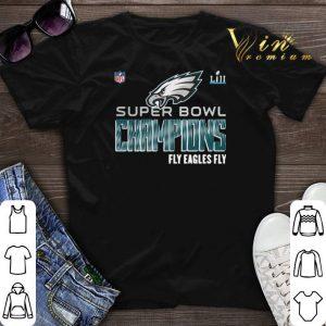 NFL Super Bowl LIII Champions Fly Eagles Fly Philadelphia Eagles shirt sweater