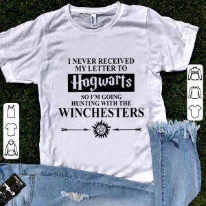 Nice I Never Received My Letter To Hogwarts Supernatural shirt