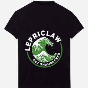Official Lepriclaw Get Shamrocked shirt