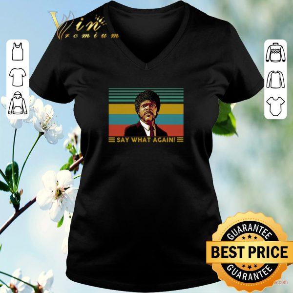 Original Pulp Fiction Say what again vintage shirt sweater