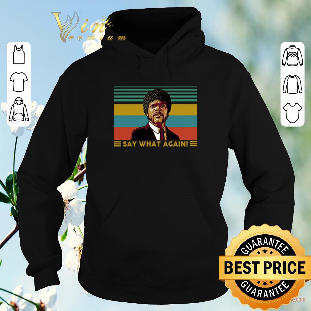 Original Pulp Fiction Say what again vintage shirt sweater 4 - Original Pulp Fiction Say what again vintage shirt sweater