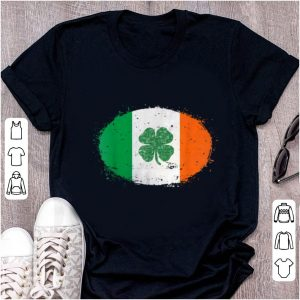 Premium Shamrock Ireland Flag - Green St Patricks Day shirt