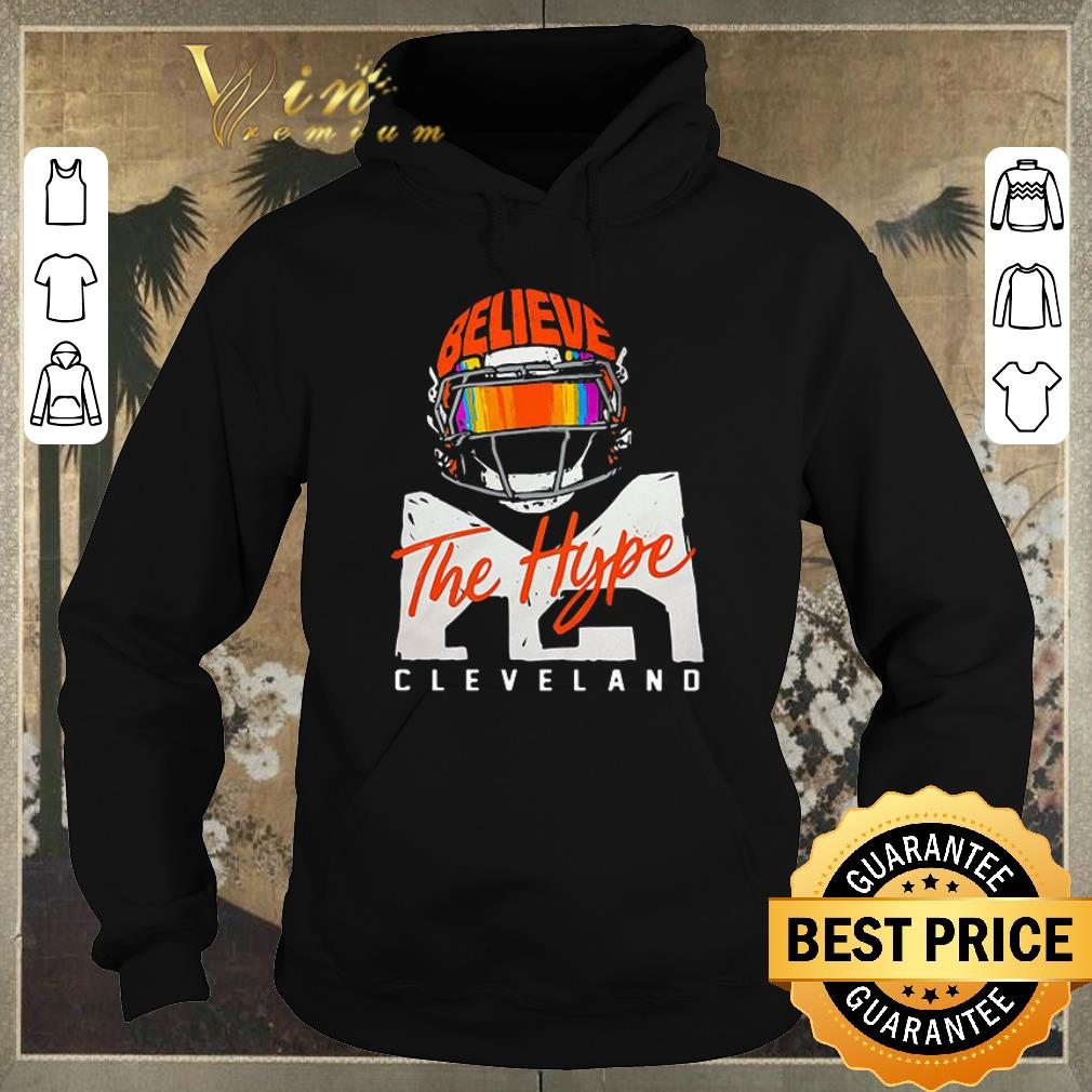 Pretty Cleveland Cavaliers Believe The Hype shirt sweater 4 - Pretty Cleveland Cavaliers Believe The Hype shirt sweater