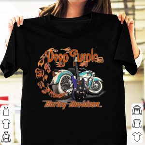 Top Deep Purple Harley-Davidson Motor Guitar shirt