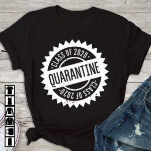 Original Class Of 2020 Seniors Quarantine shirt