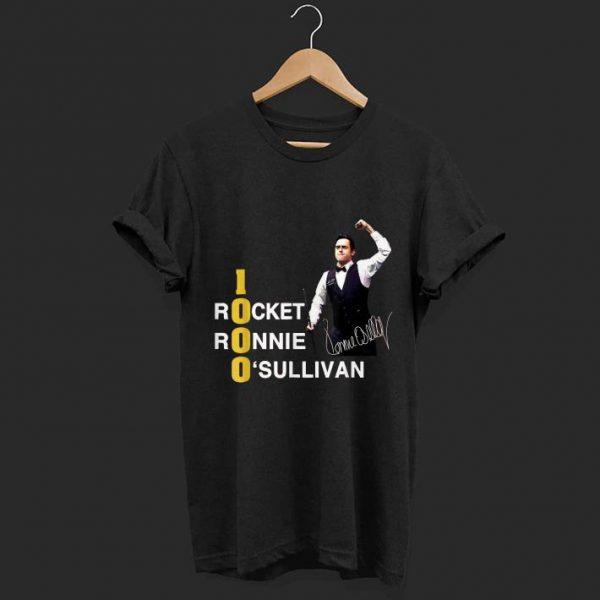 1 Rocket Ronnie O'Sullivan shirt