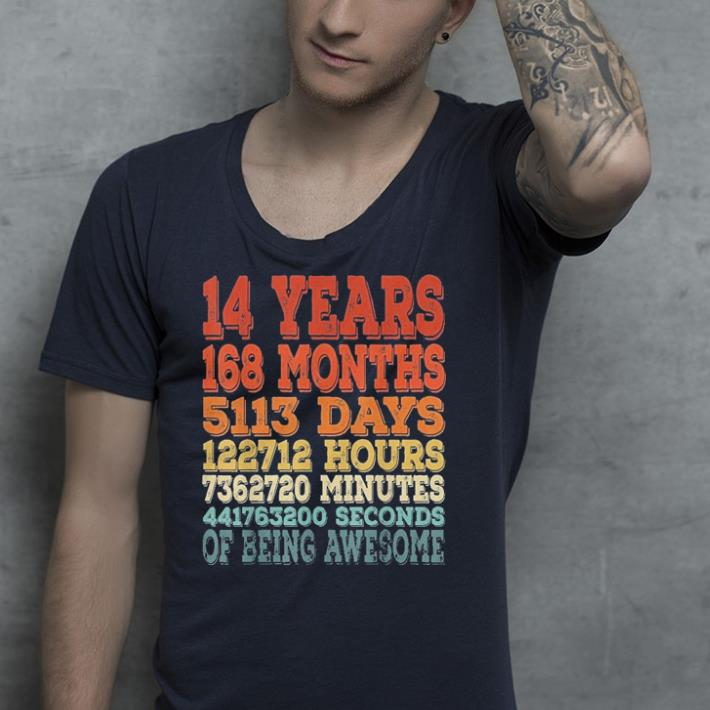 14 years 168 months 5113 days 122712 hours shirt 4 - 14 years 168 months 5113 days 122712 hours shirt