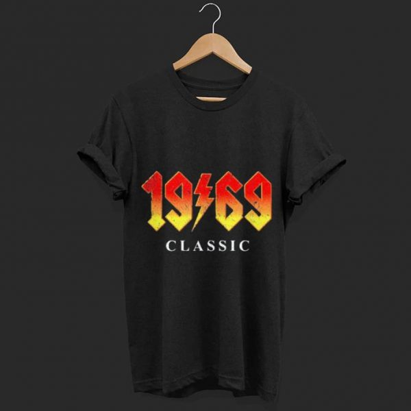 1969 Classic Rock Legend shirt