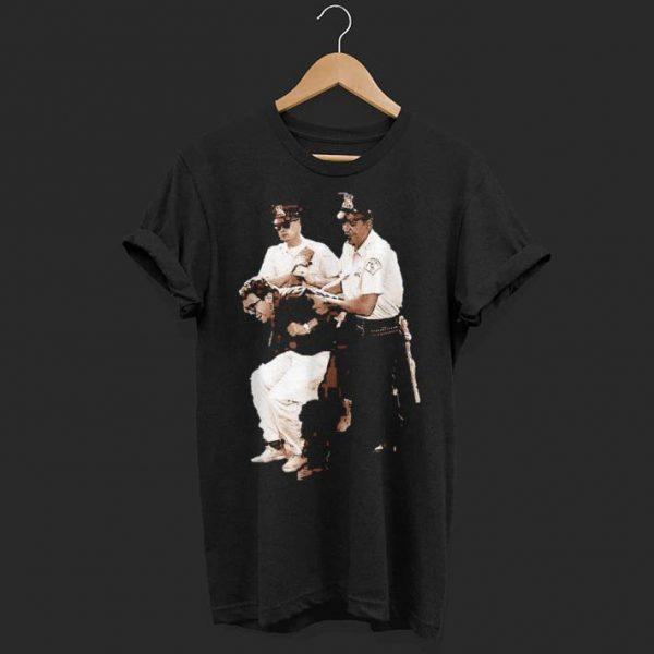 Bernie Sanders Arrested 1963 shirt