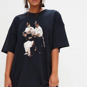 Bernie Sanders Arrested 1963 shirt 2