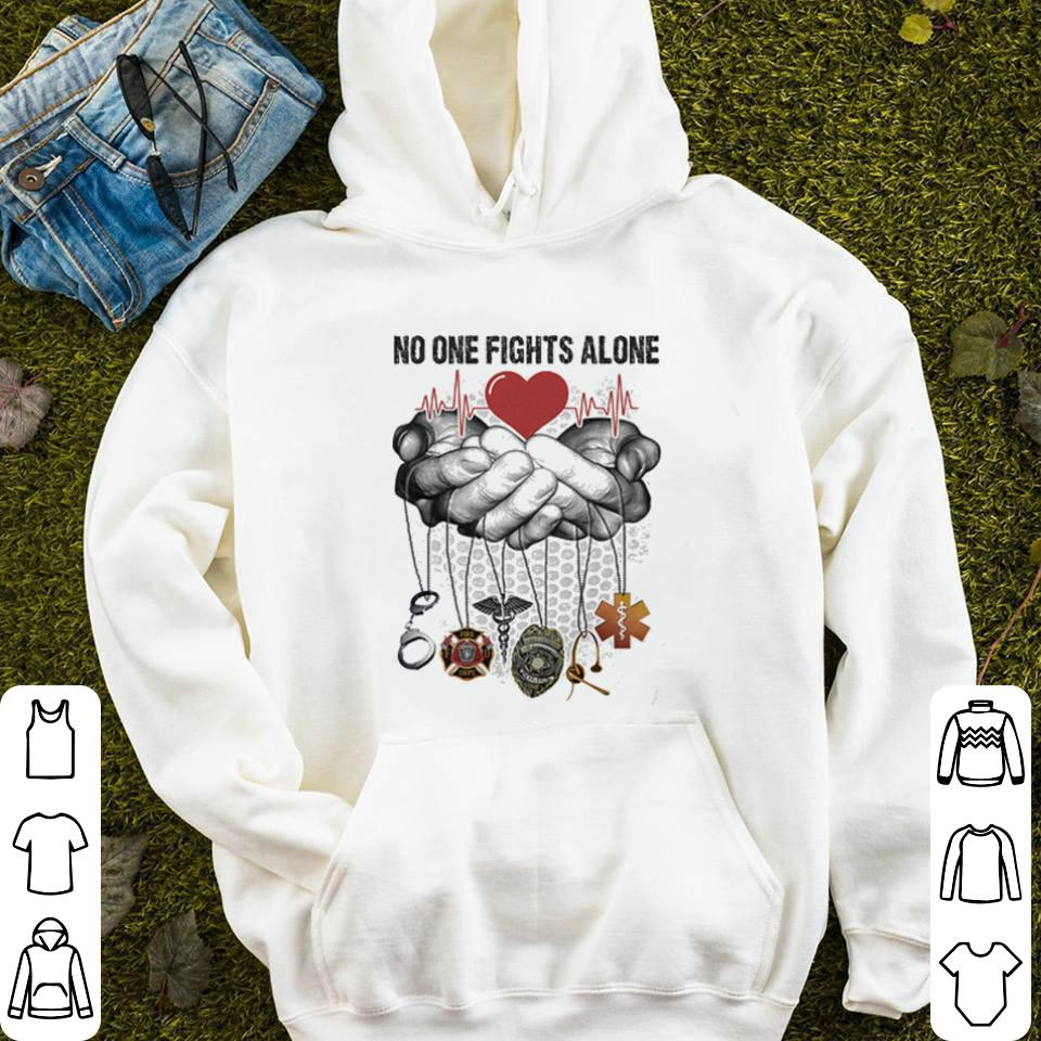 CNA No One Fights Alone shirt 4 - CNA No One Fights Alone shirt
