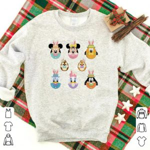 Disney Mickey and Friends Cute Easter shirt