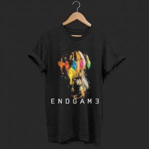 End Game Infinity Gauntlet shirt