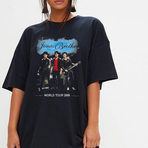 John Stamos Jonas Brothers shirt