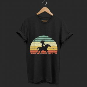 Riding Ranch Girl Horse shirt