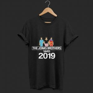 The jonas brother Saved 2019 shirt