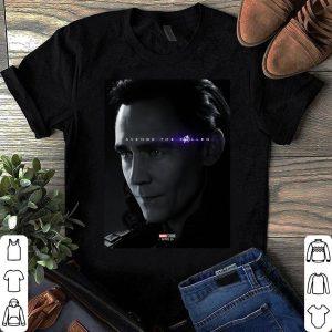 Loki Avenger The Fallen shirt