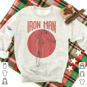 Marvel Avengers Endgame Iron Man Outline shirt