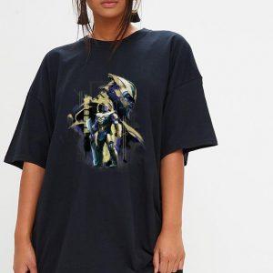 Marvel Avengers Endgame Thanos in Gold Armor shirt 2