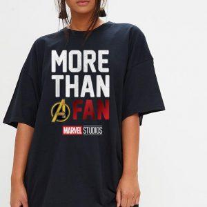 Marvel Avengers More Than A Fan Movie shirt 2
