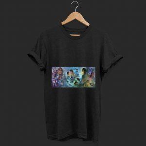 Star Wars Celebration Original Trilogy Mural shirt