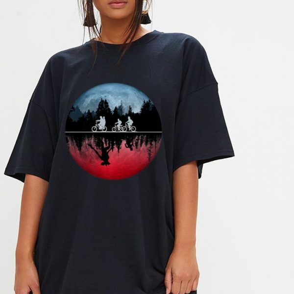 Stranger Cool Illustration Of Scary Things shirt