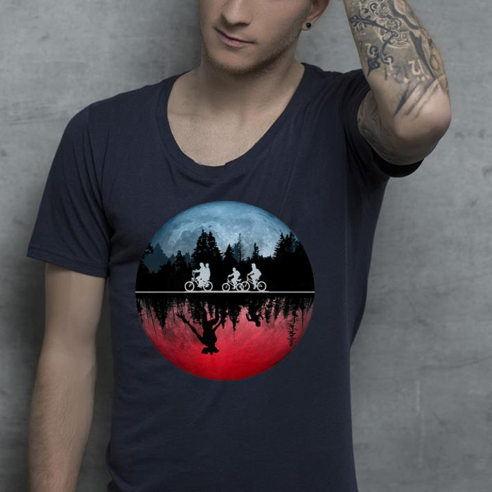 Stranger Cool Illustration Of Scary Things shirt 4 - Stranger Cool Illustration Of Scary Things shirt