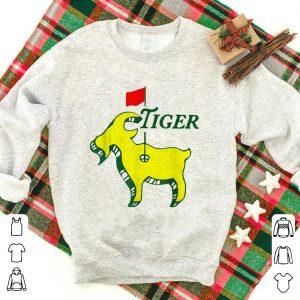 Tiger Goat Flag shirt