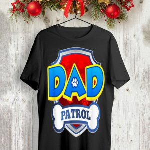 Dad Dog Patrol shirt