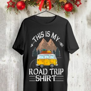 Summer Vacation Kids Traveling This Is My Road Trip shirt