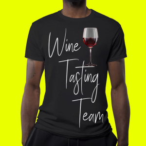 Wine Tasting Team shirt 3