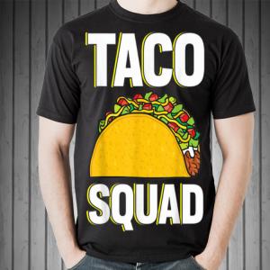 Mexican taco squad shirt 1