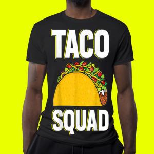 Mexican taco squad shirt 3