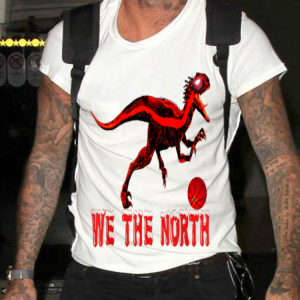 Basketball We The North Nba Toronto Raptor shirt