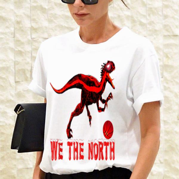 Basketball We The North Nba Toronto Raptor shirt