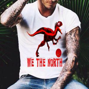 Basketball We The North Nba Toronto Raptor shirt 3