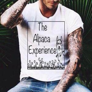 The Alpaca Experience Farm shirt 3