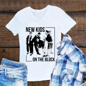 American pop New Kids On The Block shirt