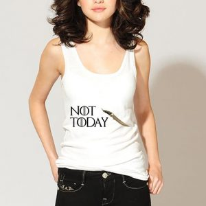 Catspaw Blade Not today GOT Arya shirt 2