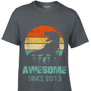 Dinosaur Awesome Since 2013 shirt