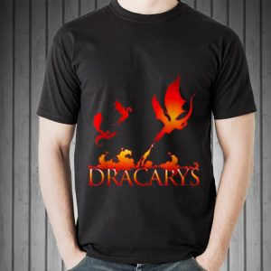 Game Of Throne Dracarys Fire Dragon shirt