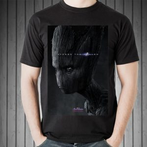Marvel Avengers Endgame Groot What Ever It Takes shirt