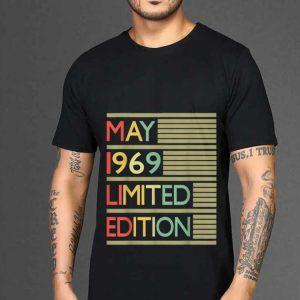 May 1969 limited edition shirt