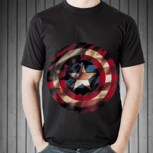 Shield Marvel Captain America Avengers shirt