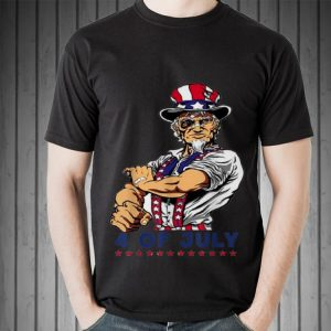 Uncle Sam Patriotic 4th of July Costume shirt